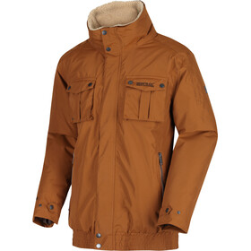Regatta Ralston Veste Homme, brown tan